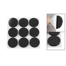 Круглые самоклеющиеся накладки-протекторы для мебели Furniture Pads, 9 шт