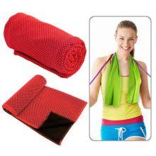 Охлаждающее полотенце Chill Mate Instant Cooling Towel, Красный