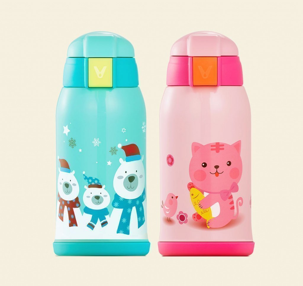 Термос детский Viomi Children Vacuum Flask 590 ml