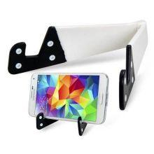 Раскладной держатель для смартфона и планшета, Цвет: Белый