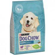 DOG CHOW Puppy Lamb Корм для щенков (до 1 года) с ягненком (2,5 кг)