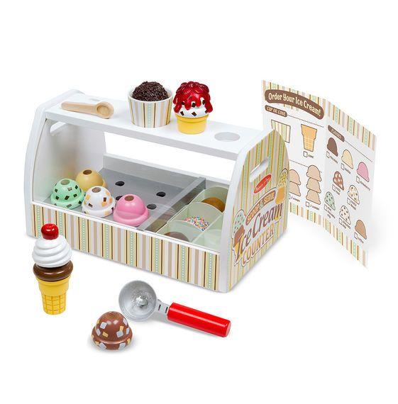 Игровой набор для приготовления мороженого MELISSA & DOUG