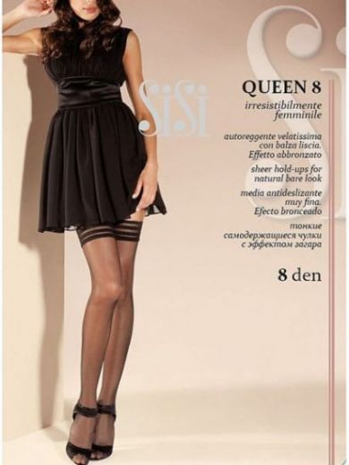 чулки SISI Queen  8