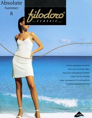 колготки FILODORO Absolute summer  8