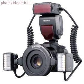 Фотовспышка Yongnuo YN-24EX Macro TTL для Canon