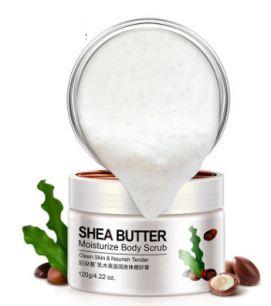 Увлажняющий скраб для тела «BIOAQUA» с маслом Ши (8648)