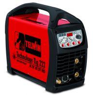 Technology Tig 222 AC/DC-HF/LIFT 230V+ACC