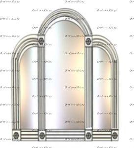 Зеркало Патиния, мод. 50 МДФ