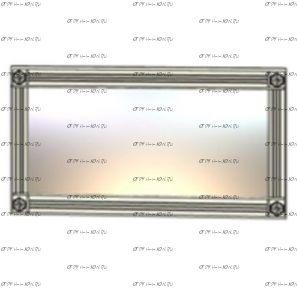 Зеркало Патиния, мод. 48 МДФ