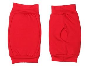 Наколенник для гимнастики и танцев Индиго, цвет красный, размер L, Артикул 08703