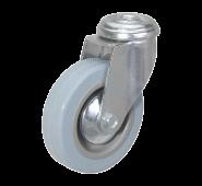 Усиленные колеса для раскладушки (4шт)