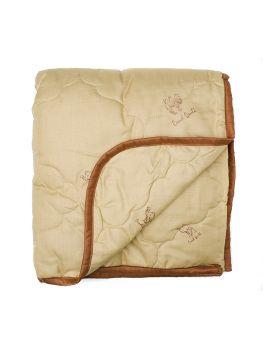 Одеяло с наполнителем из верблюжьей шерсти № БГ015