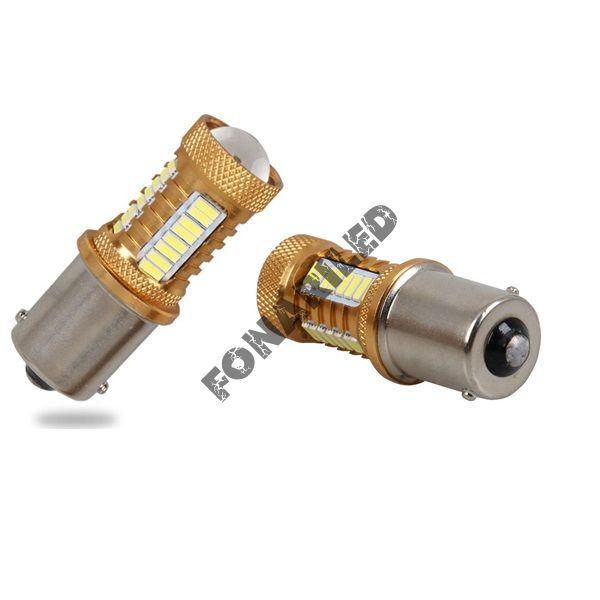Светодиодные лампочки 1156-38-140 (P21W-BA15s)