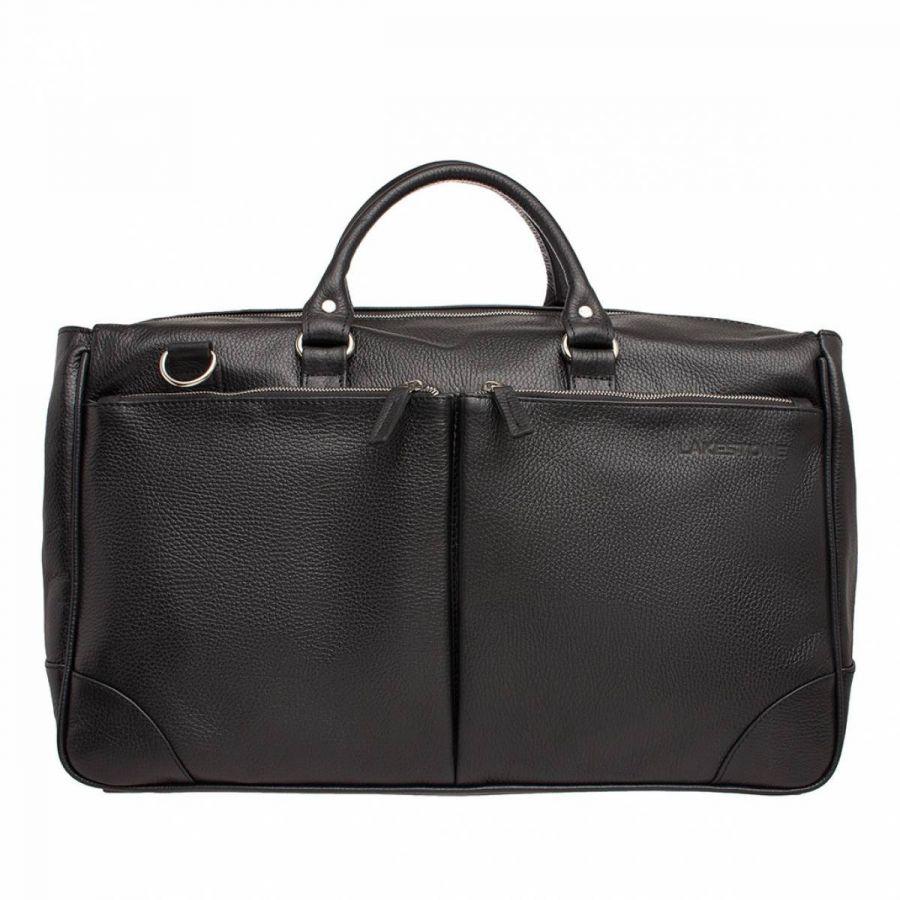 Дорожно-спортивная сумка Lakestone Benford Black