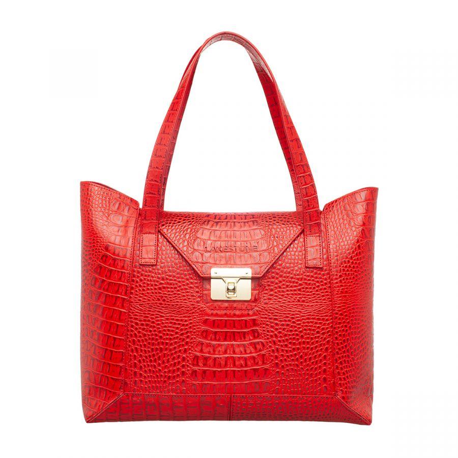 Женская сумка Lakestone Filby Red