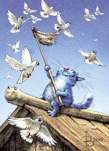 Postcard Pigeons