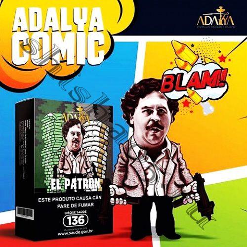Adalya - El Patron (Эль Патрон), 50g