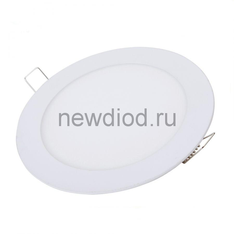 Панель светодиодная круглая RLP-VC 18Вт 230В 6500К 1440Лм 185мм белая IP40 IN HOME