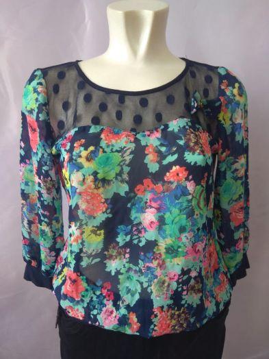 Блуза Perzoni