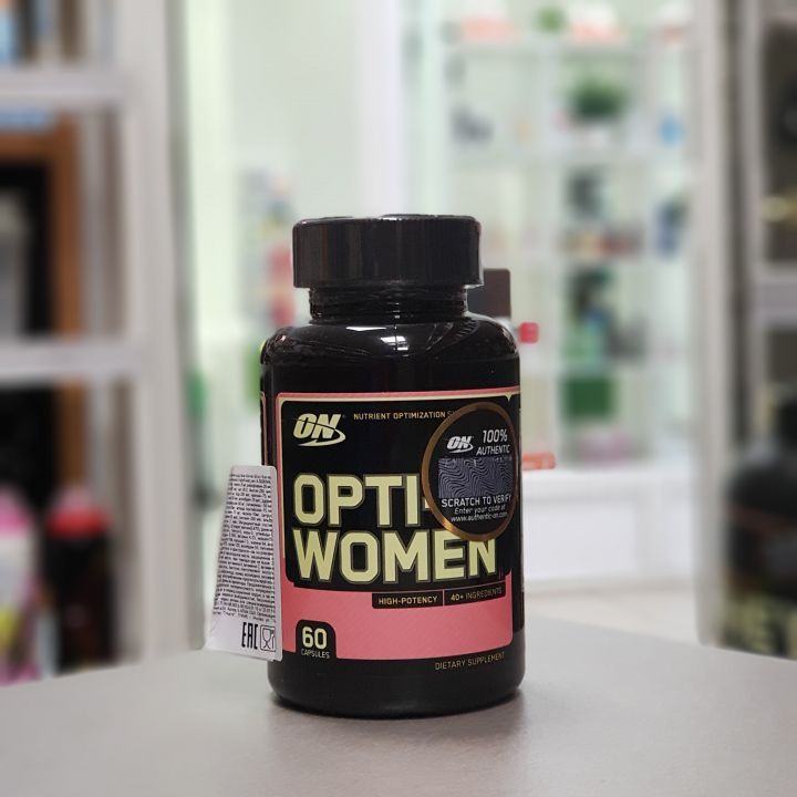 Optimum Nutrition - Opti-women (60 капс.)