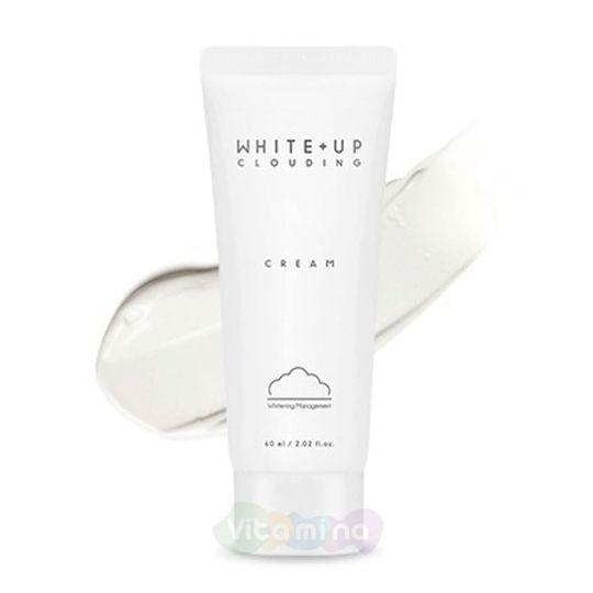 A'Pieu Осветляющий паровой крем для лица White Up Clouding Cream, 60 мл