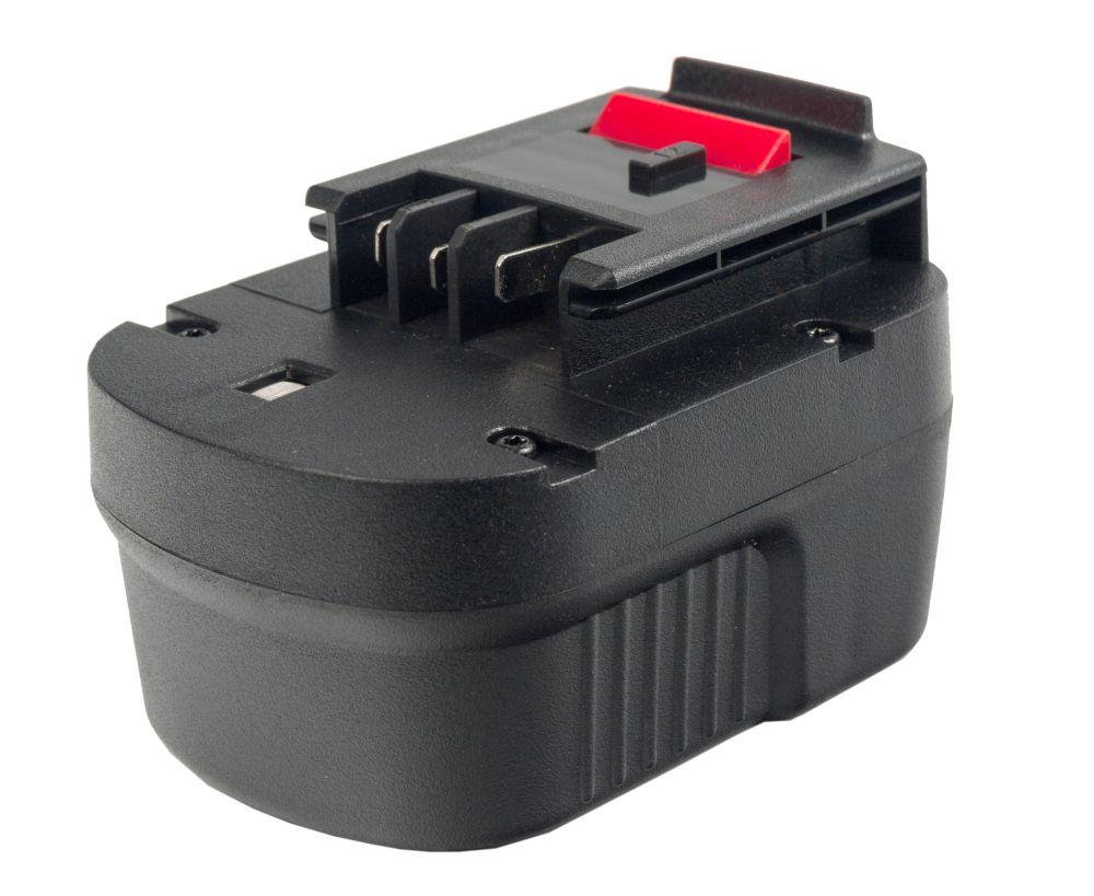 Аккумулятор для B & D ПРАКТИКА 12В, 1,5Ач, NiCd, блистер (774-306)
