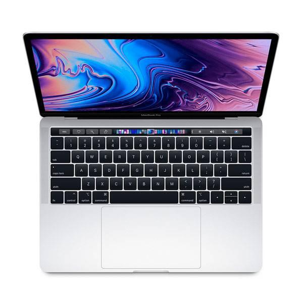 MacBook Pro 2019 Touch Bar/13.3inch/i5/512Gb SSD/8Gb Ram/Silver/MV9A2