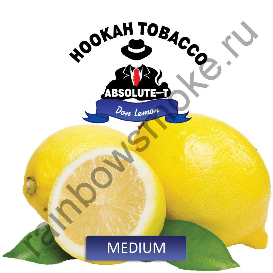 Absolute -T Medium 100 гр - Don Lemon (Лимон)