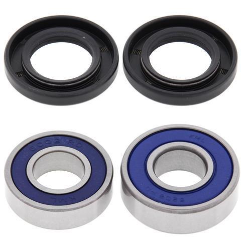 Подшипники и сальники ступицы колеса для Suzuki, Yamaha, 25-1168 All Balls Racing