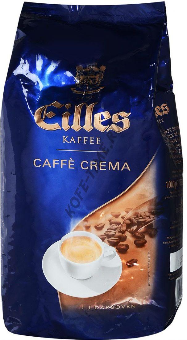 Кофе Eilles Cafe Crema, 1 кг