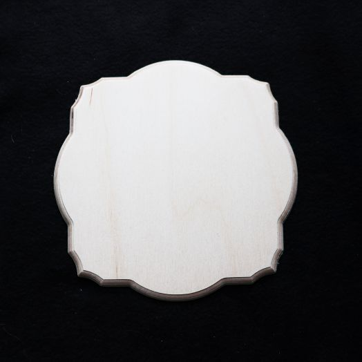 Бирка квадрат 15*15 см