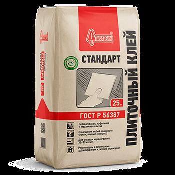 Клей для плитки Старатели Стандарт,25 кг