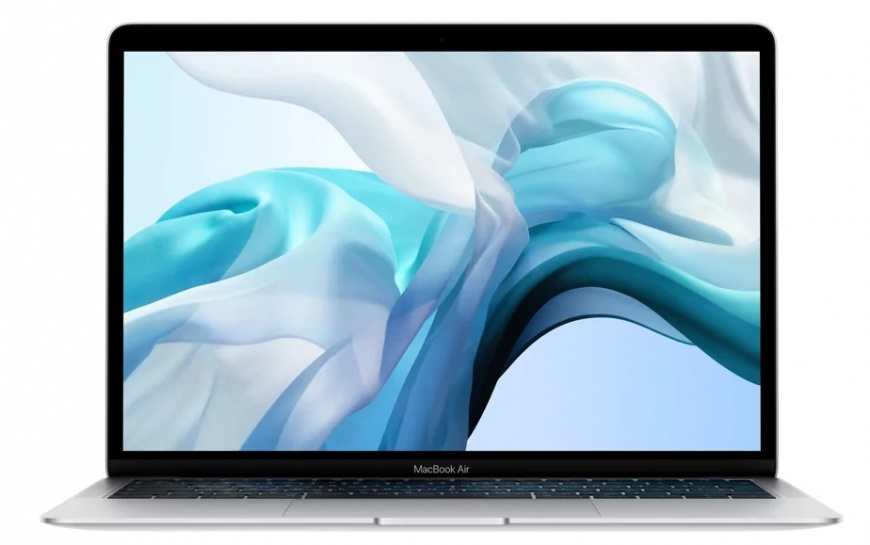 MacBook Air 2019 Retina/13,3inch/i5/128Gb SSD/8Gb Ram/Silver/MVFK2