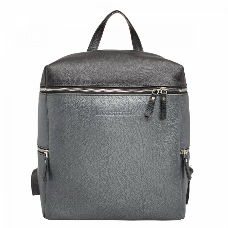 Женский рюкзак Lakestone Gipsy Silver Grey