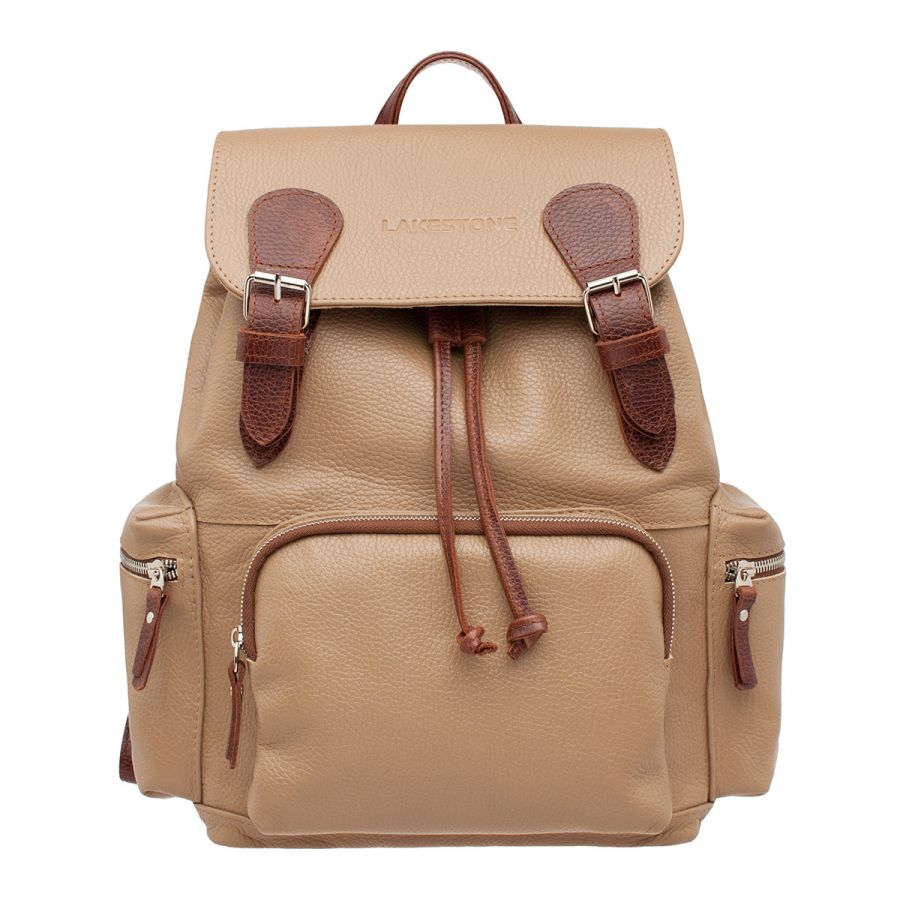 Женский рюкзак Lakestone Garrett Beige