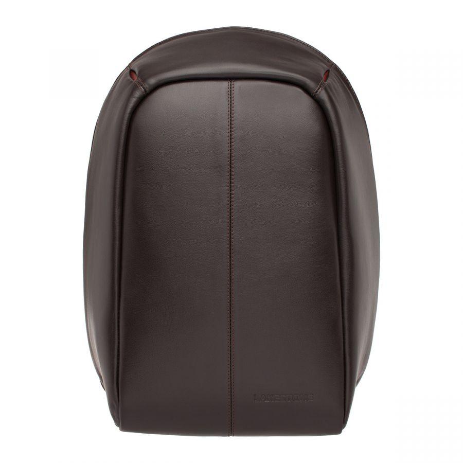 Мужской Кожаный рюкзак Lakestone Blandford Brown