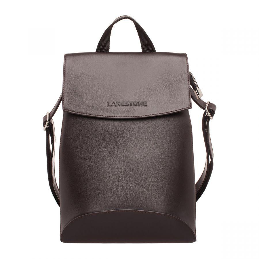 Женский рюкзак Lakestone Ashley Brown