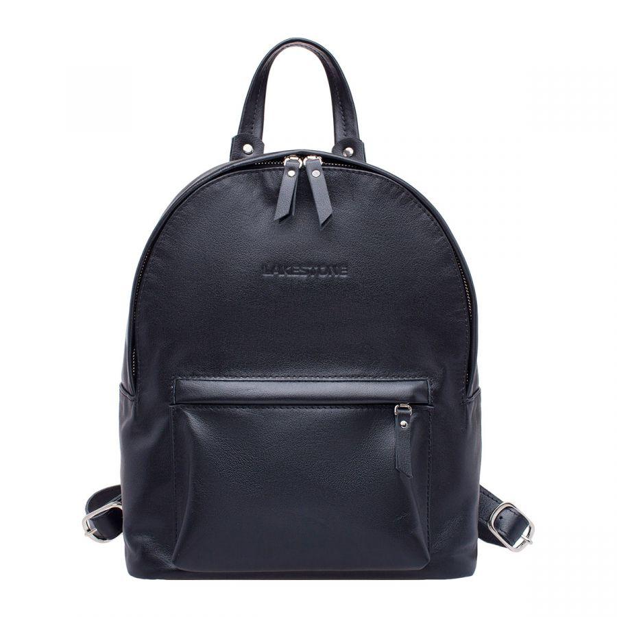 Женский рюкзак Lakestone-трансформер Lakestone Ambra Black