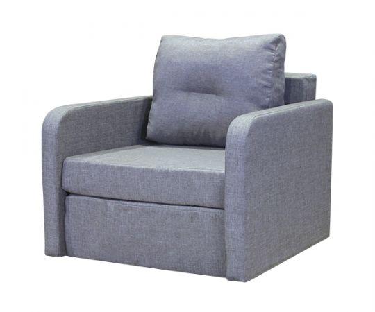 Кресло-кровать Бит-2 светло-серый