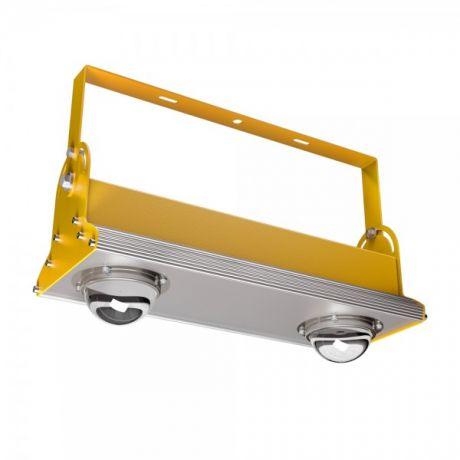 Светодиодный светильник взрывозащищенный ПромЛед Прожектор v2.0-100 Ex, 1Ex d mb IIC T5 Gb X / 1Ex tb IIIC T100°C Db X, IP 66