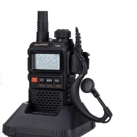 Рация Baofeng UV-3R Plus (с гарнитурой)