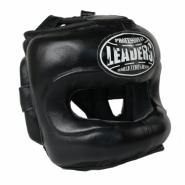 Шлем боксерский LEADERS LS с бамперной защитой