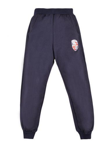 Спортивные штаны с начесом 5-12лет  №ФС340