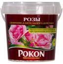 Удобрение Pokon для роз длительного действия