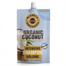 ECO Organic coconut Шампунь для объема волос 200 мл