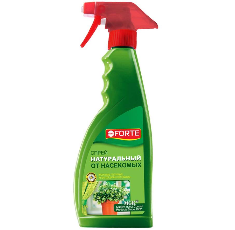 Натуральное инсектицидное средство от насекомых BONA FORTE спрей