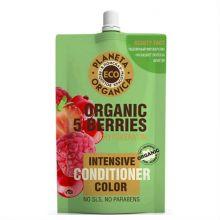 ECO Organic 5 berries Бальзам для яркости цвета волос 200 мл