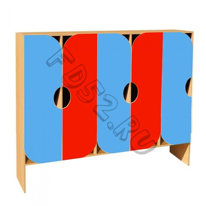 Шкаф для одежды 5-ти секционный ШНД-25