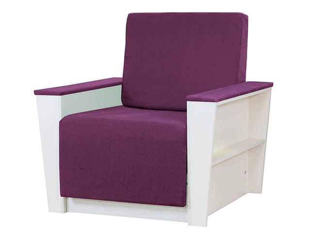 Кресло-кровать Бруно 2 фиолетовый