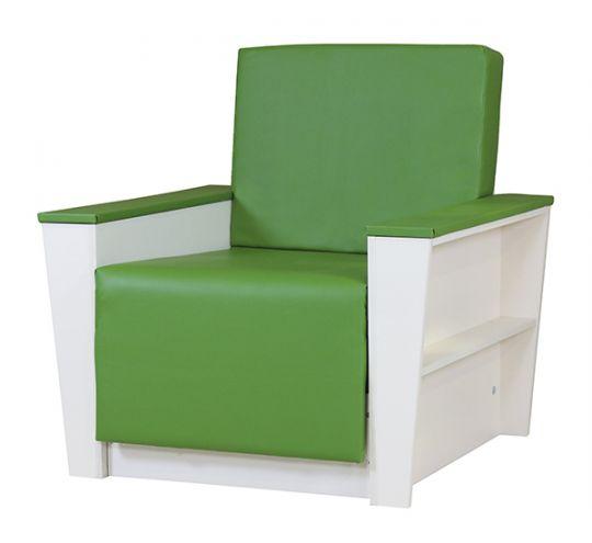 Кресло-кровать Бруно 2 зелёный